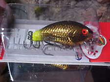 Mann's Baby 1- Minus WORLD'S #1 Shallow Crankbait SB401 in Color TEXAS ROACH