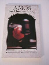 Amos and Justice for All (Gods Word for Today) by Concordia Publishing House, R
