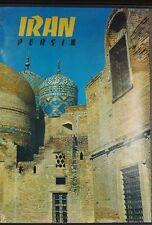 Vintage Iran Persia Travel Poster Mausoleum of Sheikh Safi-ed-Din Ardebili
