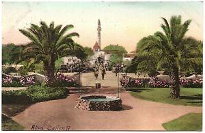 Wishing Well Hotel Agua Caliente Casino Tijuana Mexico Vintage Postcard