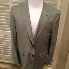 $3495 Isaia Red Label Suit 44R hand made in italy