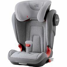 Britax Romer Kidfix 2 II XP SICT Kids Car Seat Grey Marble Isofix Booster New