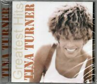 Tina Turner CD Greatest Hits Brand New Sealed