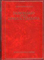 Dizionario della lingua italiana - Alessandro Niccoli - Istituto europeo 1976