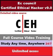 EC Council Certified Ethical Hacker v9.0 FULL video course 2018