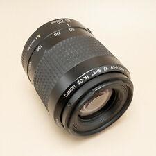 Canon EF 80-200mm f/4.5-5.6 II - Tested/100% - Clean Optics - Mint Conditon