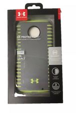Under Armour UA Protect Grip Case For Moto Z2 Force Edition Grey Lime