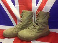 Genuine British Army MAGNUM Desert Assault / Combat Boots Grade 1, Various Sizes