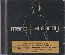 SEALED - Marc Anthony CD NEW 10 Canciones Y Como Es El Abrazame Y Mas !