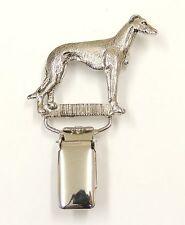 Greyhound Dog Show Ring Clip/ Ring Number Holder