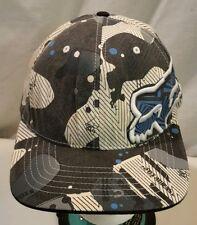 Fox Riders Co baseball cap hat flex fit L XL