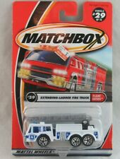 Matchbox Extending Ladder Fire Truck #29 Flame Eaters