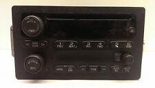 Original Cadillac Chevy Silverrado Radio Receiver AM-FM-CD # 10359576
