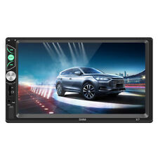 FM Player Stereo Radio Car 7'' HD MP5 Touch Screen with Remote Control Bluetooth