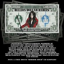 Alice Cooper - Billion Dollar Babies A Tribute to Alice Cooper [CD]