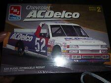 AMT AC/DELCO KEN SCHRADER SILVERADO CHEVY NASCAR TRUCK #52 Model Car Mountain FS