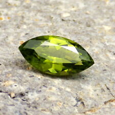 PERIDOT / OLIVINE-ARIZONA 1.56Ct CLARITY SI2, NATURAL LIME GREEN COLOR