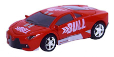 As Seen on TV RC Pocket Racers Remote Controlled Micro Race Cars Vehicle, Bull R