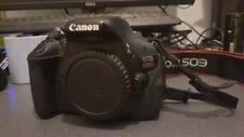 Canon 600D body + battery grip BG-E8 + 2 new Canon LP-E8
