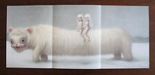 "Mark Ryden ""Say Did You See?"" 25 inches x 11 inches folded poster"