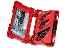 Milwaukee 48899399 3 pièce step drill bit set up to 4x plus la vie et 2x plus rapide!