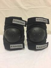 Rollerblade Black Elbow Pads Sz L