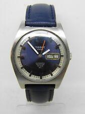 MONTRE TISSOT SEASTAR PR 516 GL en acier vers 1970 vintage tissot