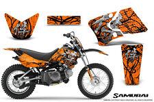 YAMAHA TTR90 CREATORX GRAPHICS KIT DECALS SAMURAI BO