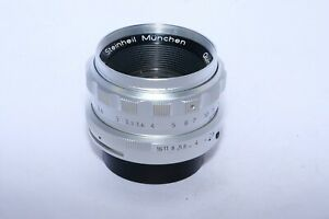 Praktina FX  Steinheil Quinon 55mm f1.9 fast lens. Sony, Fuji, Canon R, Nikon Z