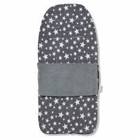 Snuggle Summer Footmuff Compatible with Uppababy Vista - Grey Star