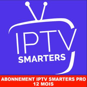 IP*TV Abonnement 12 mois (M3U✔️SMART TV✔️ANDROID✔️MAG) + Adult +1 mois free