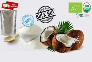 Coconut milk superfine powder organic low fat(30-33%)Pure Natural from Ceylon