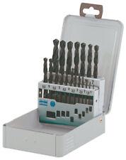 19 Piece HSS-R Drill Bit Set DIN 338 1-10mm, in 0.5mm Steps Quality German Tools
