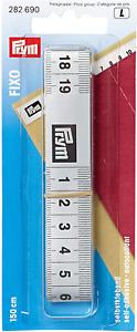 Prym 150 cm Self Adhesive Tape Measure Fixo for Worktops