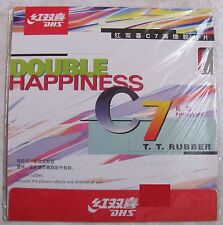 Double Happiness C7, rot, 1,0mm