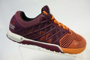 REEBOK Crossfit Nano Purple Sz 7.5 M Women Cross Training Sneakers