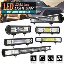 6D LED Work Light Bar Flood Spot Combo Beam Offroad Car Truck Work Lamp 12V 24V