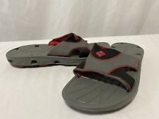 Columbia Men's light weight Slide Sandals Sport Trail Hiking shoes Size 9,EUR 42