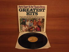 Herb Alpert & The Tijuana Brass : Greatest Hits : Vinyl Album : AMLS 980