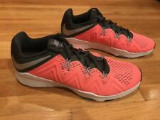 WOMEN'S NIKE ZOOM CONDITION TR TRAINING SHOES SIZE 9 - 852472 600 LAVA GLOW