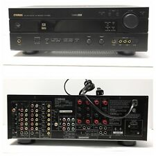 Yamaha HTR 5560 290 Watt Receiver w/ Remote Works Great Bundle
