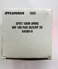 Sylvania 100 W PAR38 ES/E27 Spot MP metalarc Halogénure Métallique (M90) 64580-0