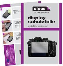 6x Panasonic Lumix DMC-GH5 Film de protection d'écran protecteur clair dipos