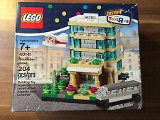 Lego 40141 Bricktober Set 2015  Hotel  Neu OVP New like 5004421