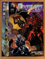 Backlash #1 2 & 3 Image Comics NM to NM+