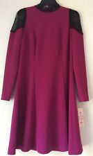 Nanette nanette Lepore Lace-Trim A-Line Dress. Size 10. $149.00.