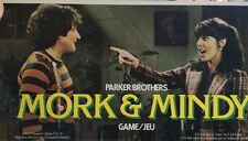 Vintage 1979 MORK & MINDY Parker Brothers Board Game