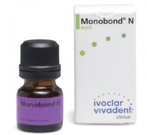 DENTAL Ivoclar Vivadent Monobond N Refill Component Primer Ceramic Restoration