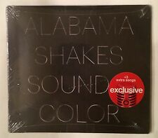 Alabama Shakes 'Sound & Color' Exclusive Limited Edition Bonus Tracks CD - NEW
