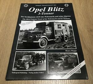TANKOGRAD 4015 Opel Blitz  -  beschädigt
